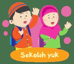 Hafiz & Hafizah sticker #10903653
