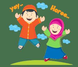 Hafiz & Hafizah sticker #10903654