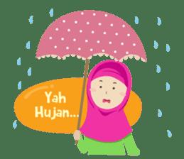 Hafiz & Hafizah sticker #10903655
