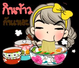 Unna mini girl sticker #10907177