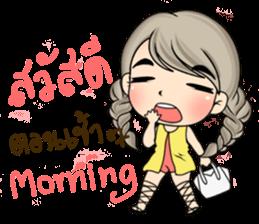 Unna mini girl sticker #10907194