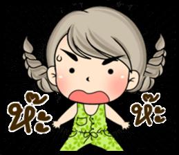 Unna mini girl sticker #10907199