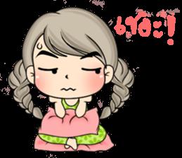 Unna mini girl sticker #10907200