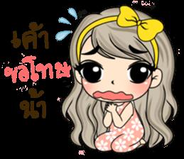 Unna mini girl sticker #10907208