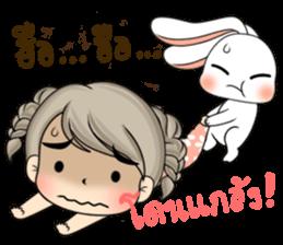 Unna mini girl sticker #10907211