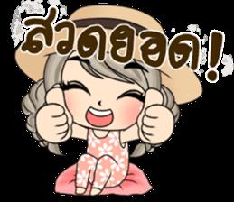 Unna mini girl sticker #10907212