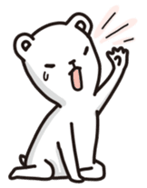 Buha Bear sticker #10916146