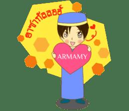 ARMAMY sticker #10924099