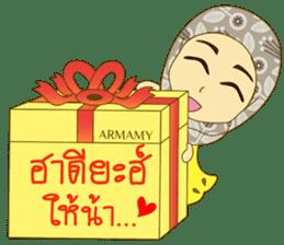 ARMAMY sticker #10924103