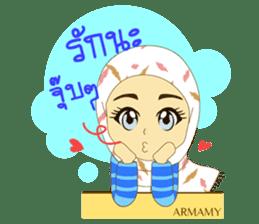 ARMAMY sticker #10924115