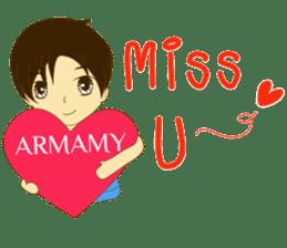 ARMAMY sticker #10924134