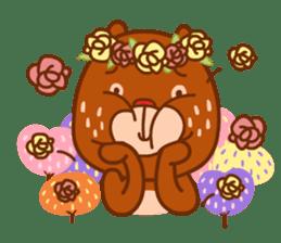Uncle Bear & Unicorn sticker #10931320