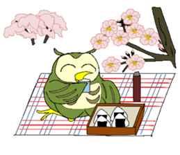 Owlin[English] sticker #10934821