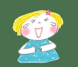 Hi! Happy Days! sticker #10938701