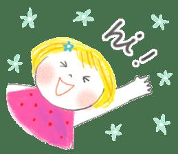 Hi! Happy Days! sticker #10938704