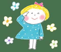 Hi! Happy Days! sticker #10938717