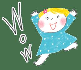 Hi! Happy Days! sticker #10938726