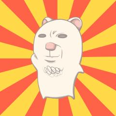 I'm a hamster!