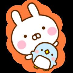 Rabbit Usahina & Penguin