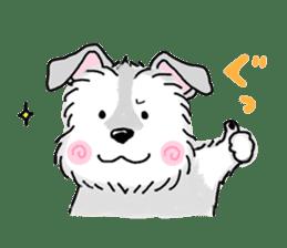 Miniature Schnauzer SYU-chan sticker #10959112
