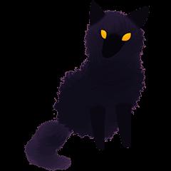 Darkie the wolf
