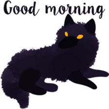 Darkie the wolf sticker #10959642