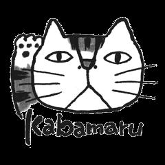 Cat character  Kabamaru
