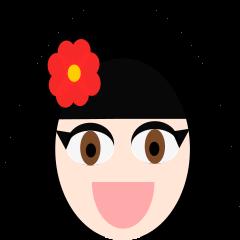 Akemi Facial Expressions