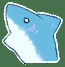 Cuddly Shark (everyday conversation) sticker #10965801