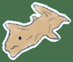 Cuddly Shark (everyday conversation) sticker #10965806