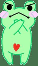 Tomaru's FROGs sticker #10969257