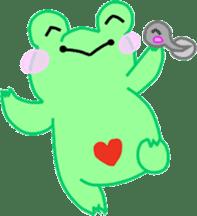 Tomaru's FROGs sticker #10969265