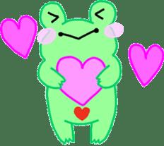 Tomaru's FROGs sticker #10969267