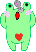 Tomaru's FROGs sticker #10969268