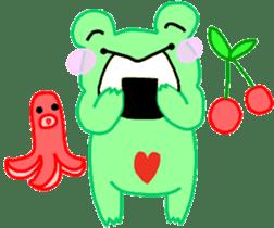 Tomaru's FROGs sticker #10969271