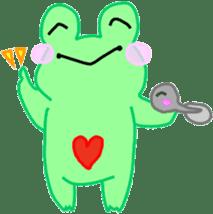 Tomaru's FROGs sticker #10969275