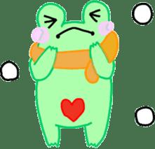 Tomaru's FROGs sticker #10969276