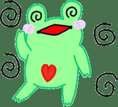 Tomaru's FROGs sticker #10969277