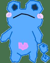 Tomaru's FROGs sticker #10969281