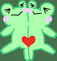Tomaru's FROGs sticker #10969287