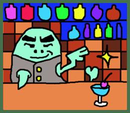 Nyoro Ghost2 sticker #10969654