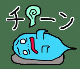 Nyoro Ghost2 sticker #10969657
