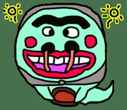 Nyoro Ghost2 sticker #10969683