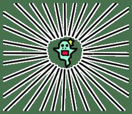 Nyoro Ghost2 sticker #10969685