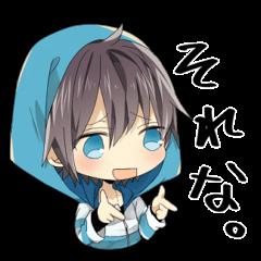 Chimitto Kagemaru's Sticker