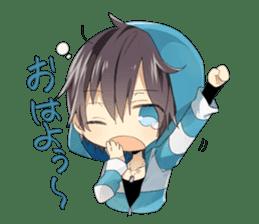 Chimitto Kagemaru's Sticker sticker #10971368