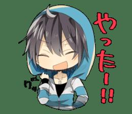 Chimitto Kagemaru's Sticker sticker #10971371