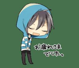 Chimitto Kagemaru's Sticker sticker #10971391