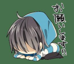 Chimitto Kagemaru's Sticker sticker #10971392