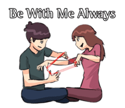 Romantic Moments 3 sticker #10978625